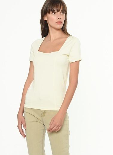 Ipekyol Kadın  Bluz IS1200070232 Yeşil